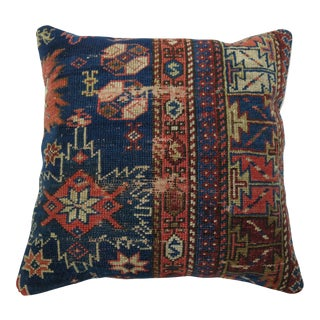 Shabby Chic Caucasian Rug Pillow