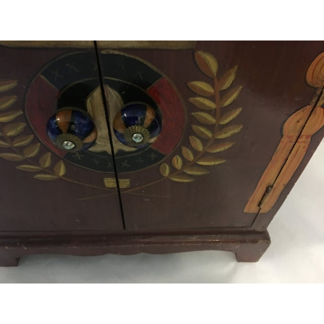 Mid-Century Decorative Cabinet - Image 6 of 8