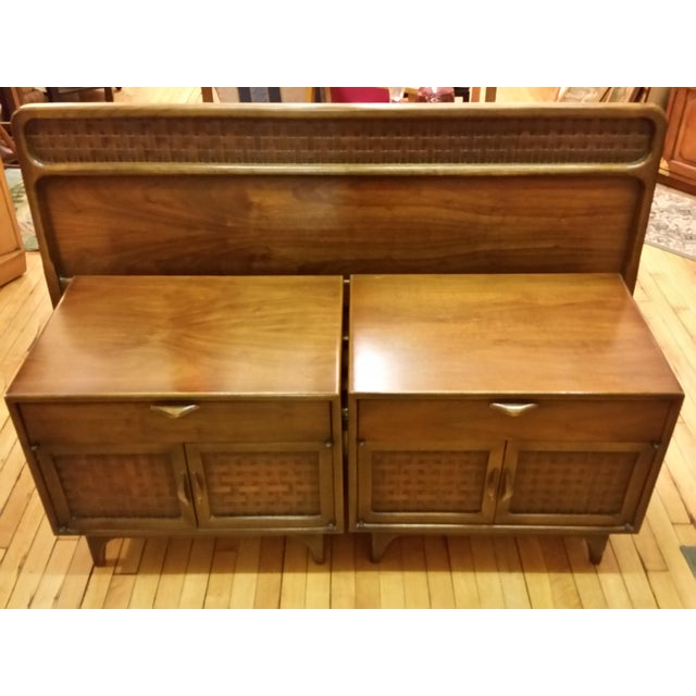 Warren Church for Lane Perception Nightstands - a Pair - Image 4 of 10