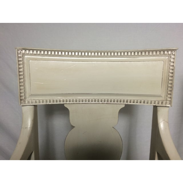 Restored Empire Chairs - A Pair - Image 3 of 5