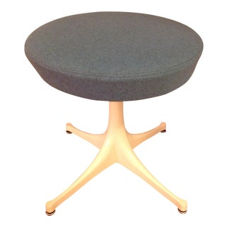George Nelson Pedestal Stool