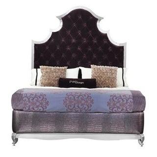 Custom Violetta King Bed