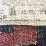 Image of African Kuba Cloth Pillows - A Pair