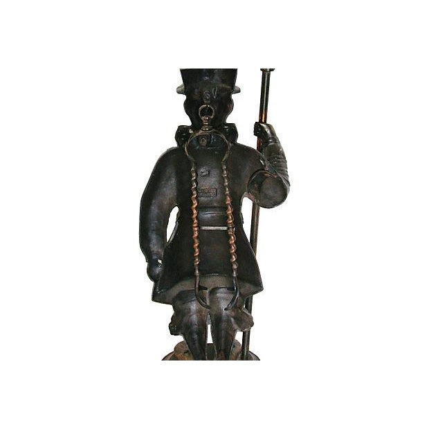 Tower of London Beefeater Fireplace Set - S/3 - Image 5 of 7