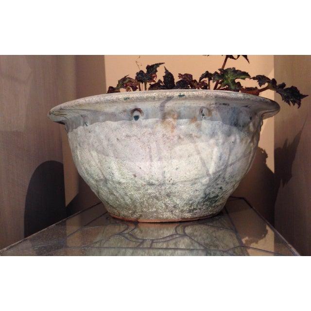 Han Dynasty Round Jardiniere - Image 3 of 4
