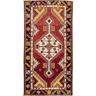 "Apadana - Vintage Anatolian Rug, 2'9"" x 5'4"""