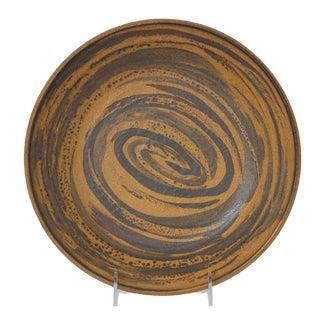 1960s Pedersen Ceramic Bowl