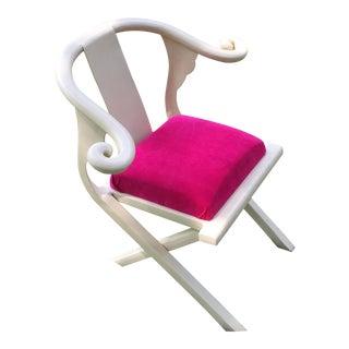Hollywood Regency Chair