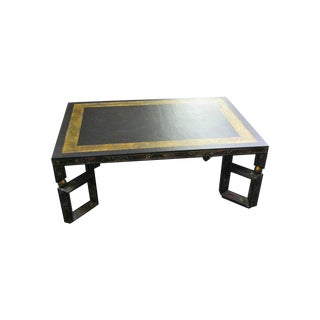 Baker Chinoiserie Design Coffee Table