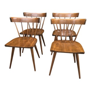 Vintage Paul McCobb Planner Mid-Century Group Chairs - Set of 4