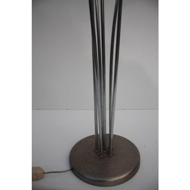 vintage modernist floor lamp chairish. Black Bedroom Furniture Sets. Home Design Ideas