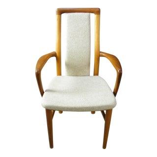 Danish Modern Teak Ergonomic Chair