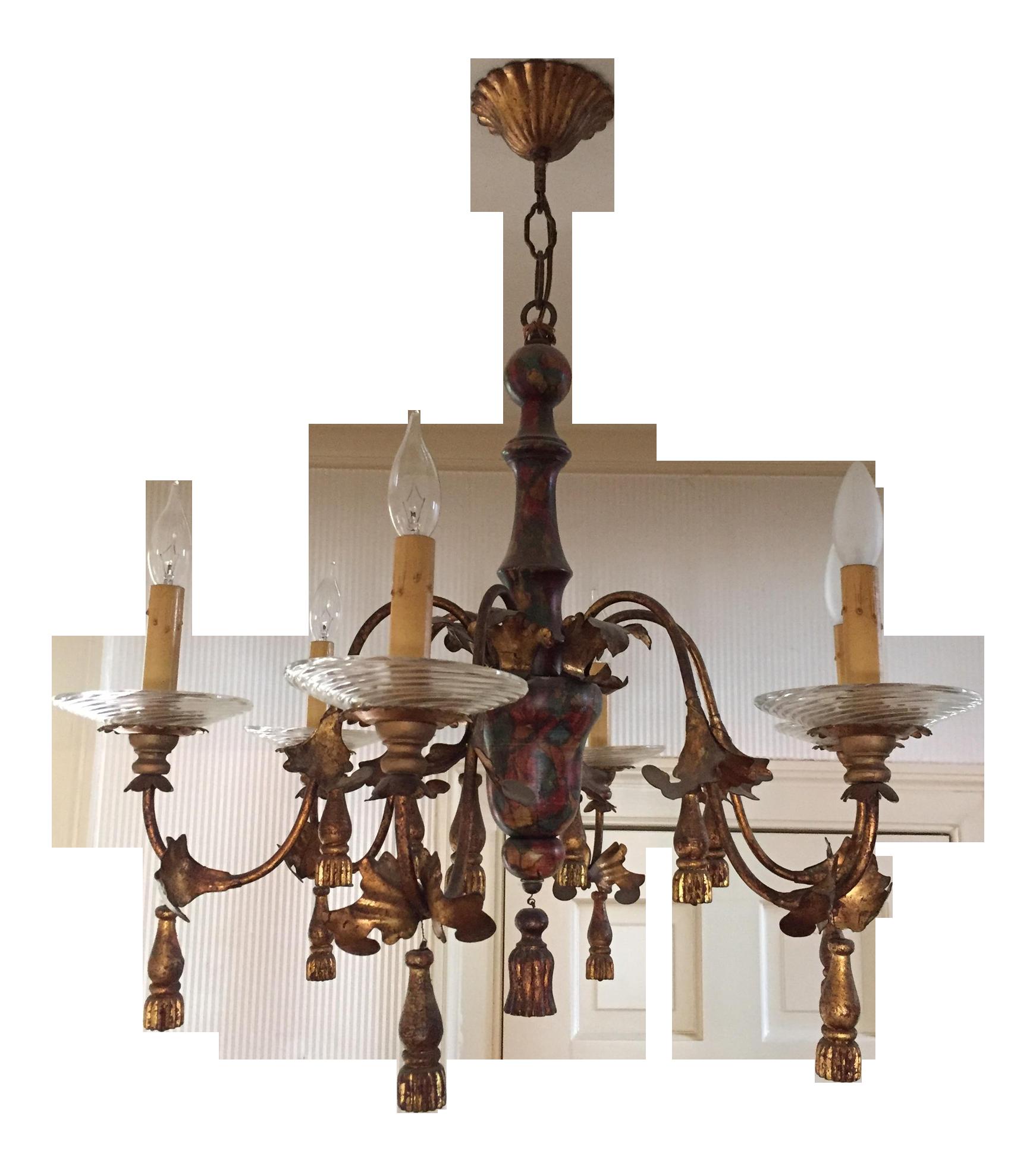 best vintage chandeliers in may   chairish, Lighting ideas