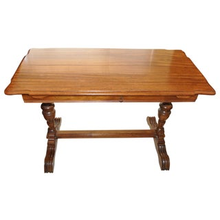 Extending Mahogany Library/Dining Table C.1900