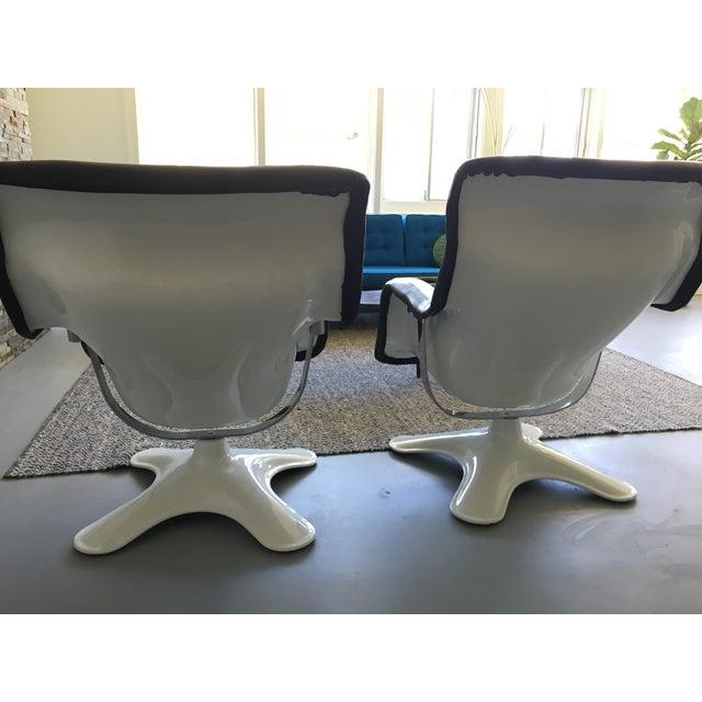 Karuselli Chairs Vintage Modern - A Pair - Image 6 of 10