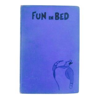 """1937 """"Fun in Bed"""" Book"""