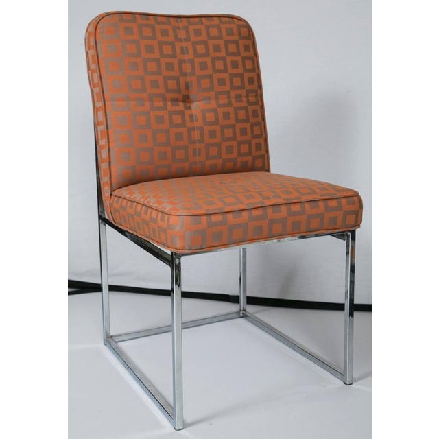 Milo Baughman for Thayer Coggin Dining Chairs Set of 4 - Image 5 of 7