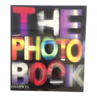 "Phaidon ""The Photo Book"" Coffee Table Book"