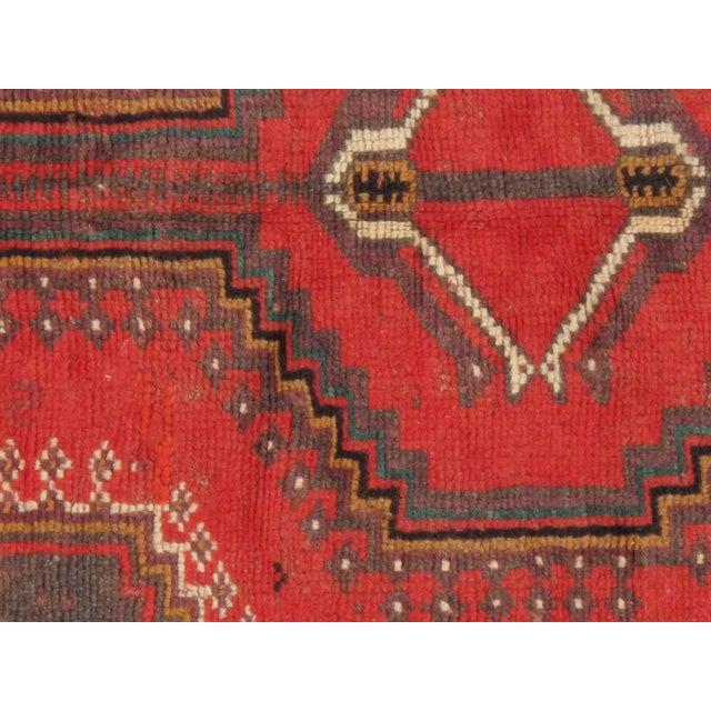 "Pasargad Vintage Shiraz Area Rug - 4'11"" X 7' 7"" - Image 2 of 3"