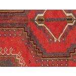 "Image of Pasargad Vintage Shiraz Area Rug - 4'11"" X 7' 7"""