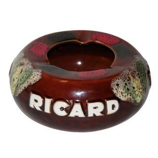 Mid-Century Ricard Cigar Tray