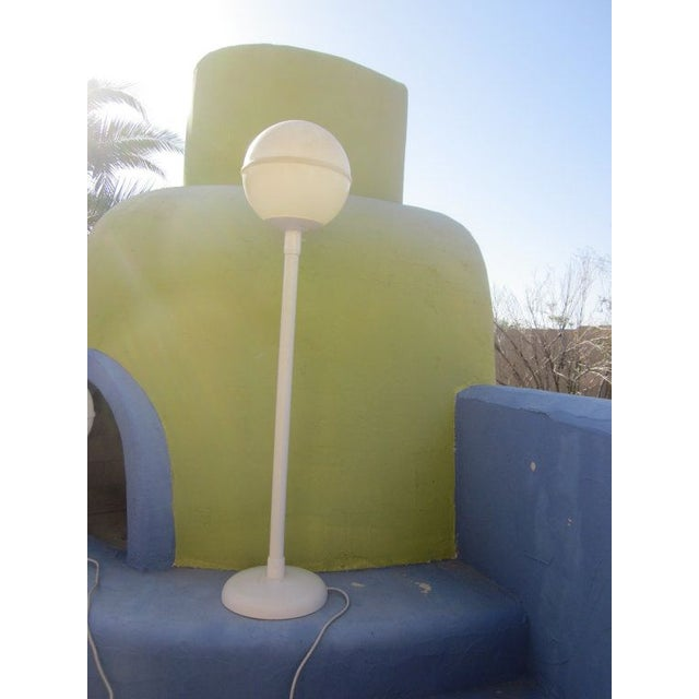Image of Panton Styled MCM Outdoor Lights Set