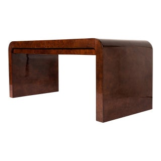 Karl Springer Wall Fall Desk