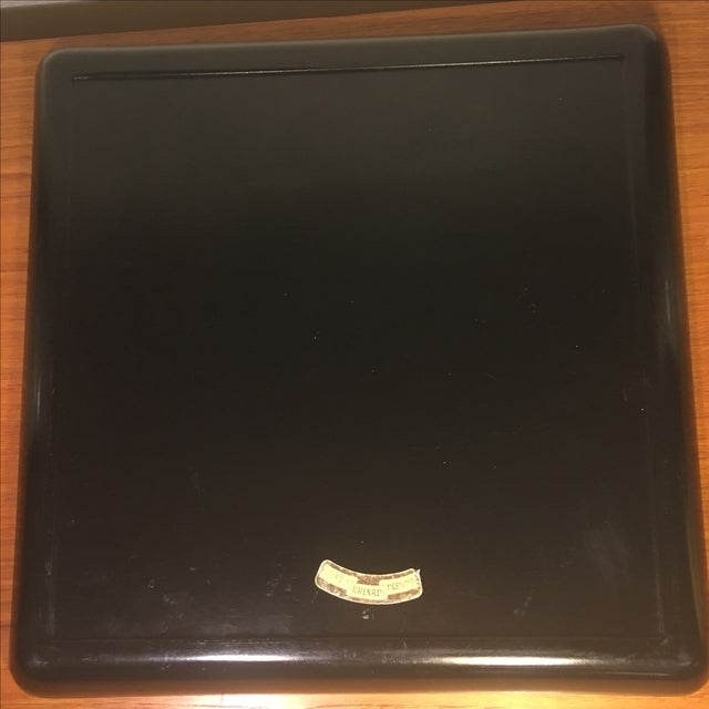 Image of Georges Briard Vintage Signed Seashell Tray