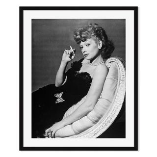 """Lucille Ball"" Framed Photgraphy by John Florea"