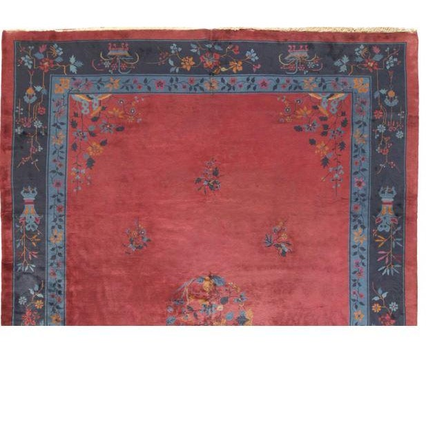 Exceptional Antique Chinese Carpet - Image 1 of 1