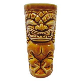 Vintage Hawaii Tiki Mug Vase