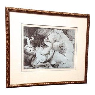 Pablo Picasso Minotaur Lithograph
