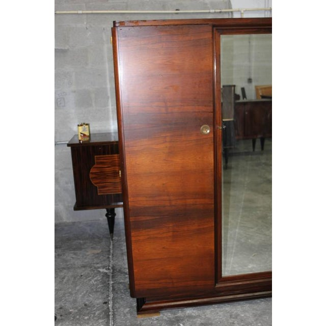 Beautiful Maxime Old French Art Deco Masterpiece Armoire Circa 1930s. - Image 2 of 6