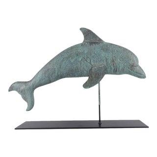 Dolphin Shaped Weathervane