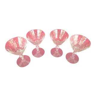 Cocktail Glasses - Set of 4