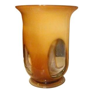 Heavy Cased Hurricane Vase/Lantern