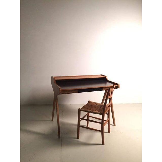 Image of Foto, Helmut Magg Desk, Germany, 1950s