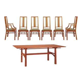 Thomas Moser American Bungalow Dining Set