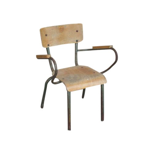 Vintage Thonet Childs Schoolhouse Chair - Image 1 of 5
