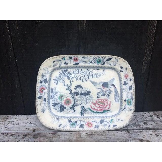 1870s Ashworth Ironstone Platter - Image 2 of 9