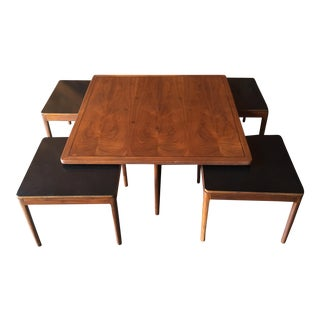 Rare Drexel Declaration Kipp Stewart Coffee Table