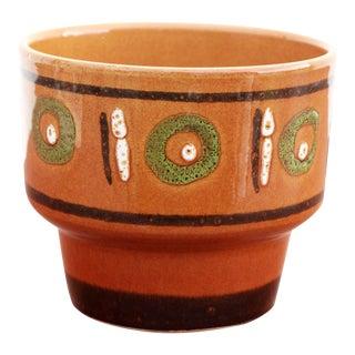 Vintage Belgian Art Pottery