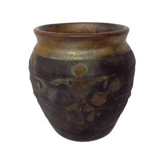 Figural Design Studio Pottery Vessel