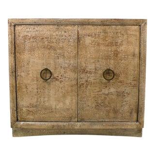 Custom T.H. Robsjohn Gibbings Cabinet