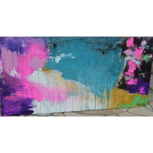 Contemporary Abstract Painting by Mistie House - Image 5 of 10