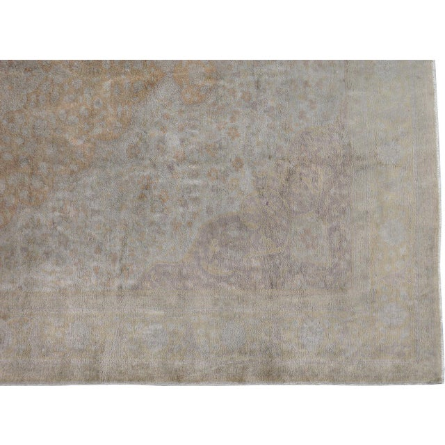 "Vintage Turkish Sivas Rug - 5'0"" x 7'1"" - Image 3 of 3"