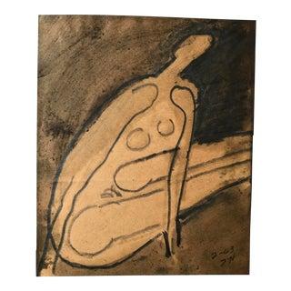 Jack Hooper Faceless Figure 1963
