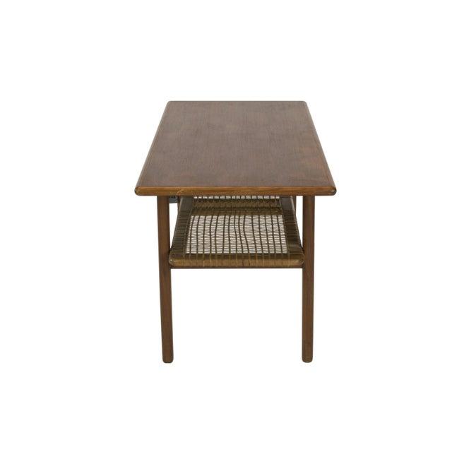 Image of 1960's Danish Teak Coffee Table