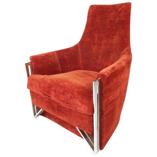 Mid-Century Modern Lounge Chair by Carsons of High Point