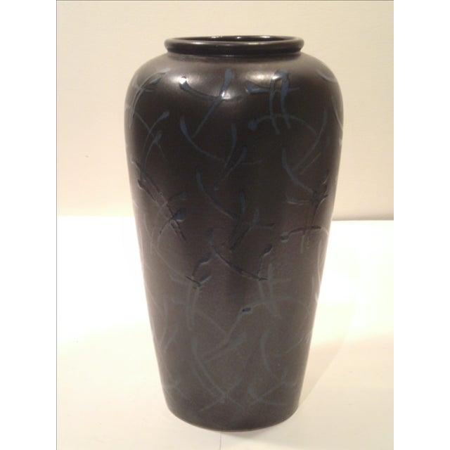 Scheurich Kera Large Mocha Vase - Image 5 of 8
